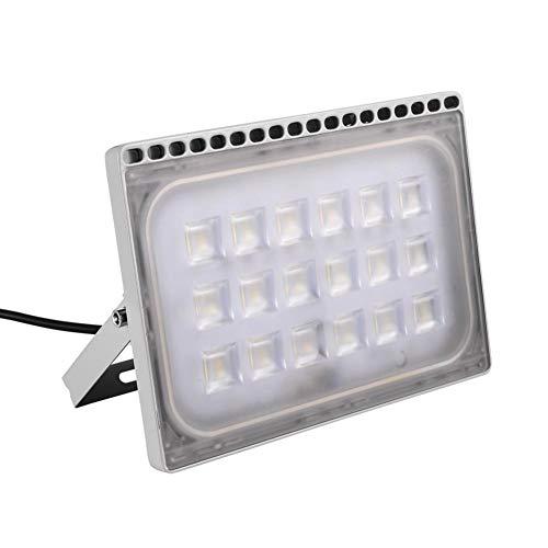 Bestlle - Foco LED de 100 W para Exteriores, 100 Luces LED solares de Seguridad con Sensor de Movimiento, 180 °, Funciona con energía Solar, Resistente al Agua, lámpara Solar