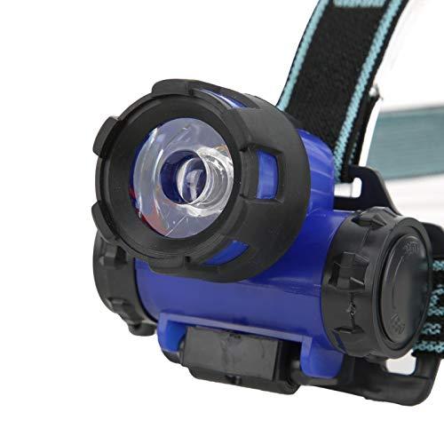 Linterna Frontal LED, Linterna Frontal, Linterna Portátil De Pesca Iluminación Portátil para Iluminación Exterior