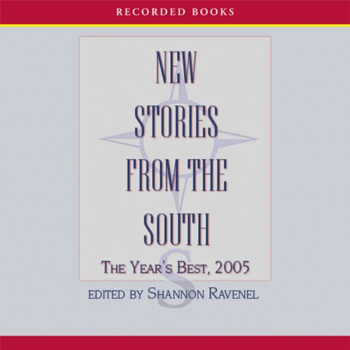 New Stories From the South audiobook cover art