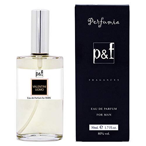 VALENTINI by p&f Perfumia, Eau de Parfum para hombre, Vaporizador (50 ml)