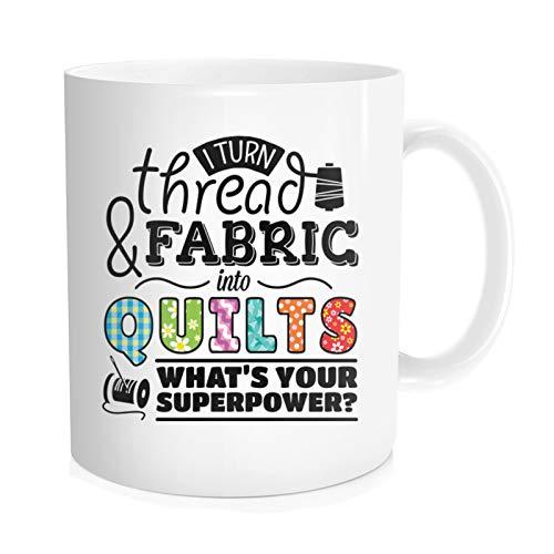 Quilters Coffee Mug