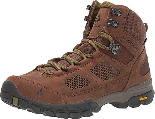 Vasque Talus at UltraDry Hiking Boot - Men's Dark Earth/Avocado, 9.5