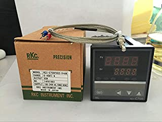 MAO YEYE AC100-240V Temperature Controller RKC REX-C700 Thermocouple/PT100 Input SSR Output 7272mm