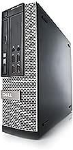 Dell Optiplex 7010 SFF Desktop Computer, Intel Core i5-3470 Ivy Bridge up to 3.6GHz, 16GB DDR3 Memory,New 480GB Solid State Drive, WiFi, Windows 10 Pro - (Renewed)