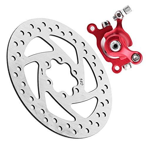 Aleación de aluminio, pinza de freno y discos de freno Juego universal...