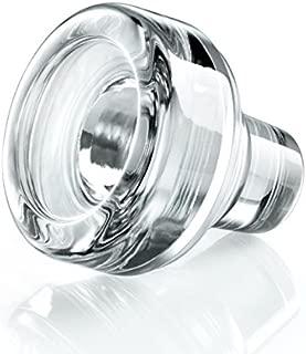 Vinoseal | Premium Glass Wine Bottle Stopper 18.5mm HIGH TOP (Set of 4)