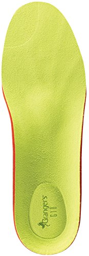 Grangers Women's G10 Memory Plus Performance Insole - Green, Size 37
