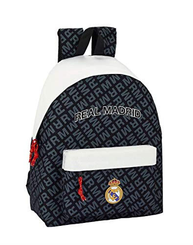 Safta Real Madrid Mochila Daypack Mochila Escolar