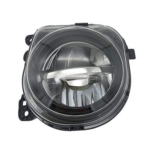 LED Nebelscheinwerfer Paar für B-M-W 5er GT F07 Limousine F10 Touring F11 ab 13 Fahrerseite 2014 2015 2016 2017 led fog lamp light(Left Side)