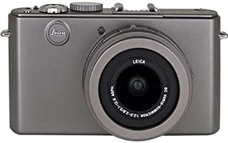 Leica D-LUX 4 Digital Camera Special Limited Edition (Titanium)