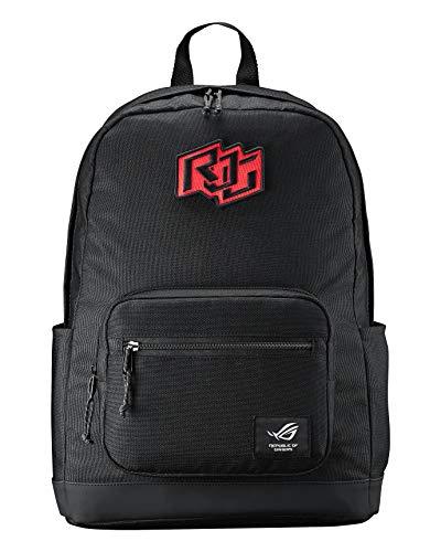 ASUS ROG Ranger BP1503 Gaming Rucksack (17 Liter, für Notebooks bis 15 Zoll, wasserabweisend, Außentaschen, anpassbare Schultergurte)