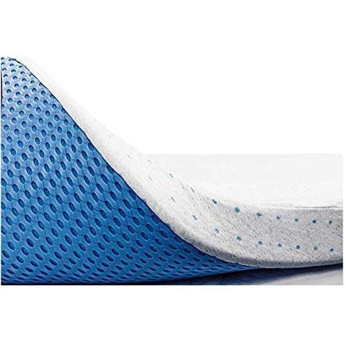extra firm mattress topper king Extra Firm Gel Mattress Topper: Amazon.com extra firm mattress topper king
