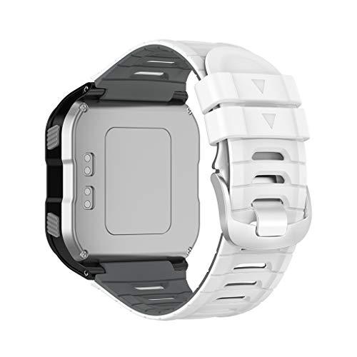 COLLAGEN fhdjcn Correa de Silicona para Reloj - Forerunner 920XT Wristband Sport Watch Band