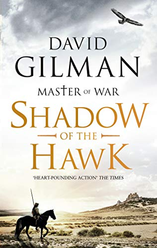 book cover of Shadow of the Hawk