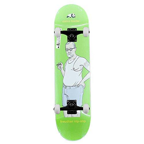 Enjoi Skateboards Nip slip R7Cairo Foster Pro complete skateboard 20,3cm