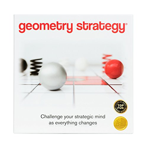 Games by BRIGHT of Sweden Geometry Strategy Board Game