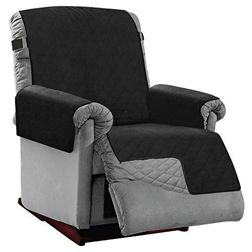 Sofa Shield Original Patent Pending Small Recliner Slipcover, Many Colors, Seat...