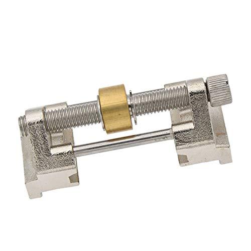 HarmonyHappy 2 tipos de guía de pulido de acero inoxidable con abrazadera lateral de ángulo fijo de la guía de afilado, opciones de rodillo - dorado, 100 x 40 x 35 mm