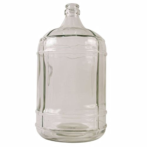 Tricor Braun B24 3 gal Glass Carboy