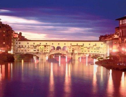 Clementoni 30173 Collection–Firenze (Ponte Vecchio), Puzzle 500Pezzi, 500Pezzi