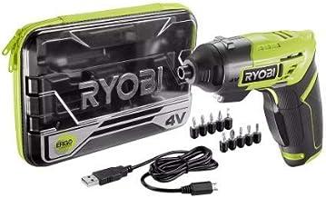 RYOBI (HP74L) 4V Lithium-Ion Cordless Interchangeable Screwdriver Kit