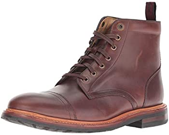 Florsheim Imperial Foundry Work Boot Cap Toe Saddle