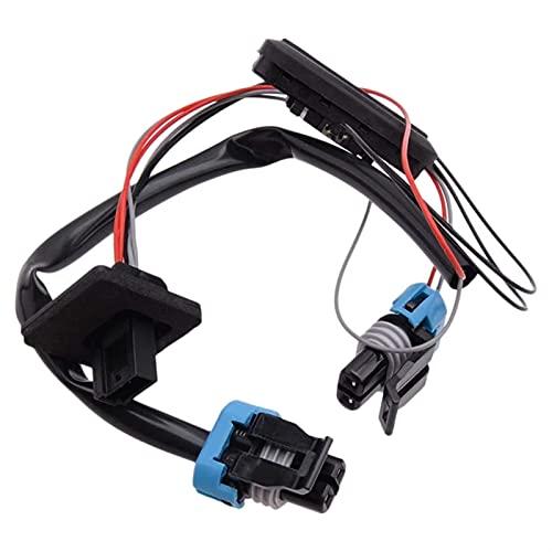 JINGDONG Jakedong Interruptor de Interruptor de la Puerta Trasera del automóvil Interruptor del Tronco Ajuste para Opel Vauxhall MILIVA MERIVA B 2010-2020 13422271 (Color : Black)