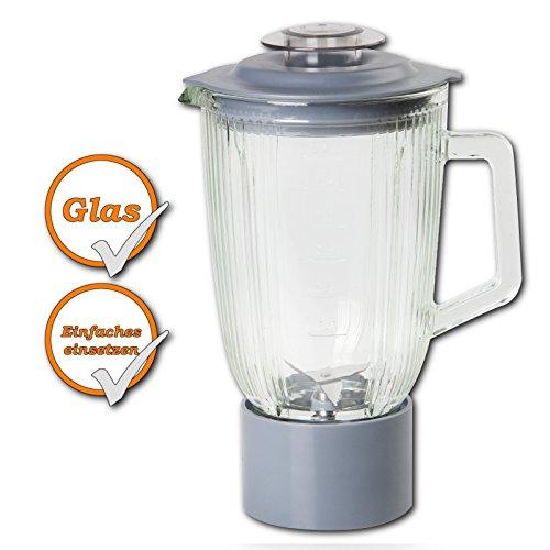 Pichet en verre pour robot de cuisine Domo DO9072KR + DO9079KR