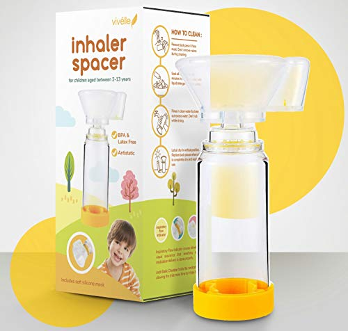 Vivlle Spacer for Children and Adults