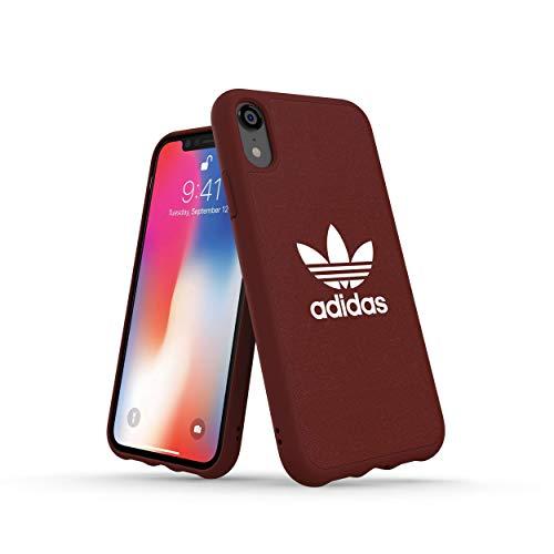adidas Originals Adicolor Coque moulée pour iPhone XR Violet