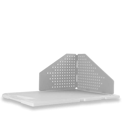 bcd0a2c4a934 Unique multi function cutting board. Use for rinsing, cutting, sliding food  into the