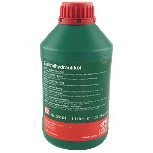 10x FEBI 06161Servolenkung Öl 1L