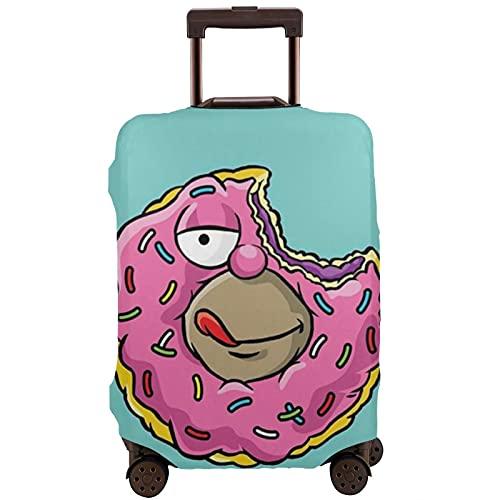 Copribagagli lavabile valigia Protector antigraffio copertura della valigia il Si-M-P-Sons si adatta 22-24 pollici bagagli