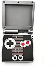 RGRS Replacement NES Edition Full Housing Shell Case Repair Parts Kit w/Lens & Screwdriver for Nintendo Gameboy Advance SP GBA SP Console…