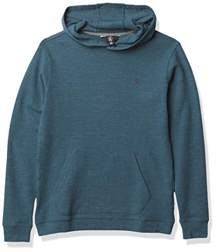Volcom Boys' Wallace Thermal, Rincon Blue, Large