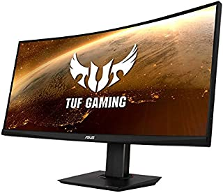 Asus TUF Gaming 35in UWQHD 100Hz FreeSync Curved Gaming Monitor (VG35VQ)