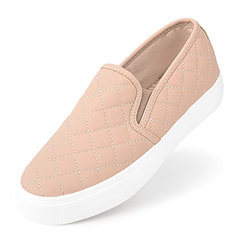 JENN ARDOR Classic Slip-On Loafers Sneakers review