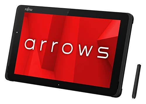 【公式】 富士通 タブレット arrows Tab QHシリーズ WQ2/D1 (Windows 10 Pro/10.1型ワイド液晶/Celeron/8GBメモリ/約128GB フラッシュメモリ/Officeなし/ブラック)AZ_WQ2D1_Z003/富士通WEB MART専用モデル