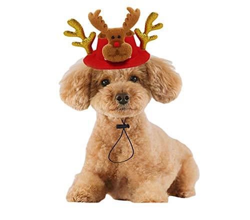 N / A Trajes De La Navidad De La Mascota Perro, De...