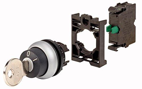 Eaton 110917 Schlüsselschalter 1 Schließer, Komplettgerät