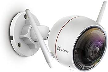 Ezviz C3W ezGuard 720p Outdoor Wi-Fi Bullet Camera