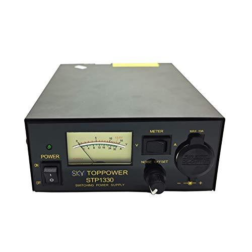 Fuente de alimentación analógica regulada de CC 13.8 V Salida fija diseñada para equipos de comunicación 30 A - con compensación...