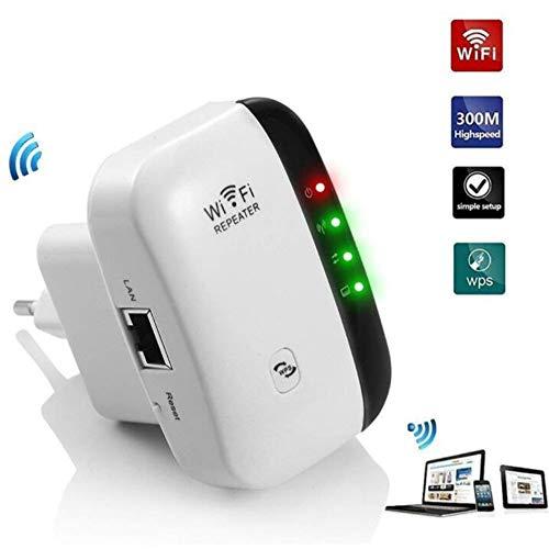 WiFi Blast draadloze repeater, 300 Mbps wifi-range extensie, Super Boostr voor high-speed draadloze wifi-router signaalversterker, wifiblast versterker