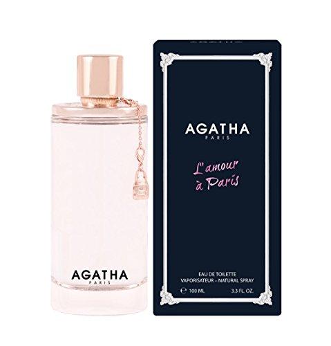 Agatha paris Agatha l'amour a paris eau de toilette spray 100ml