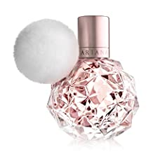Ari by Ariana Grande for Women 3.4 oz Eau de Parfum Spray Ariana Grande The base of this scent contains musk, woods and marshmallow accord