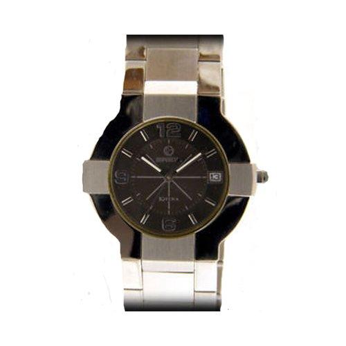 Breil Breil - Reloj, Correa de Acero Inoxidable Color Metalizado