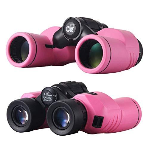 HAR 8X32 HD Binoculares, BAK4 Prisma, Bajo Luz De Visión Nocturna, Impermeable Y Ligero, Que Sirve para La Observación De Aves, Turismo, Conciertos