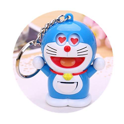 Kerr's Choice Doraemon Key Chain Key Caps Doraemon Figure | Doraemon Bag Accessories | Doraemmon Gift