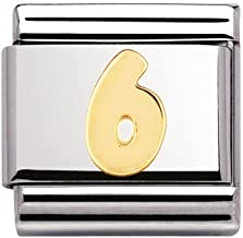Original Nomination Number 6 charm