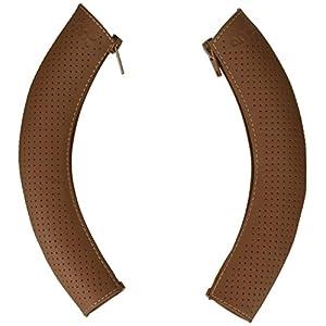 UPPAbaby VISTA Leather Handlebar Cover – Saddle